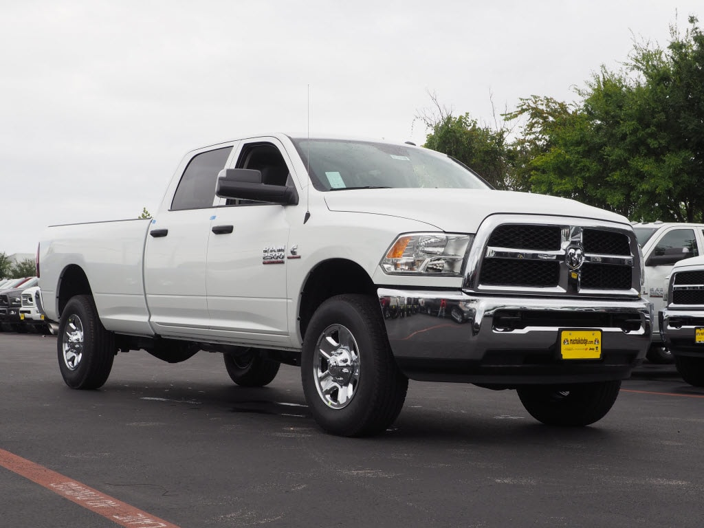 2018 Ram 2500 Crew Cab 4x4,  Pickup #181539 - photo 1