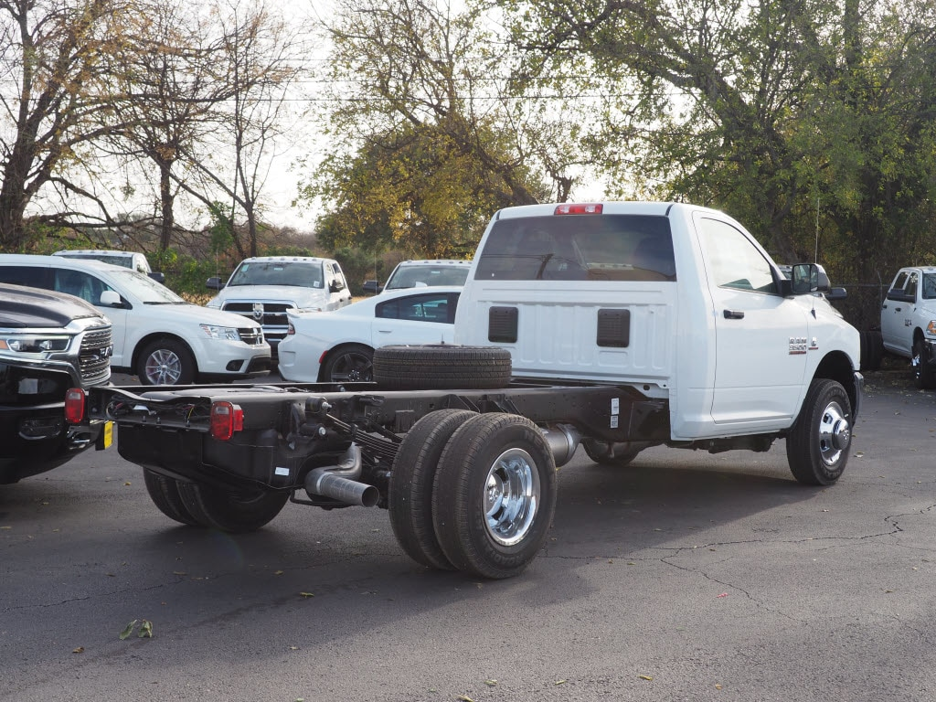 2018 Ram 3500 Regular Cab DRW 4x4,  Cab Chassis #181678 - photo 2