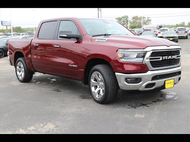 2019 Ram 1500 Crew Cab, Pickup #190011 - photo 6