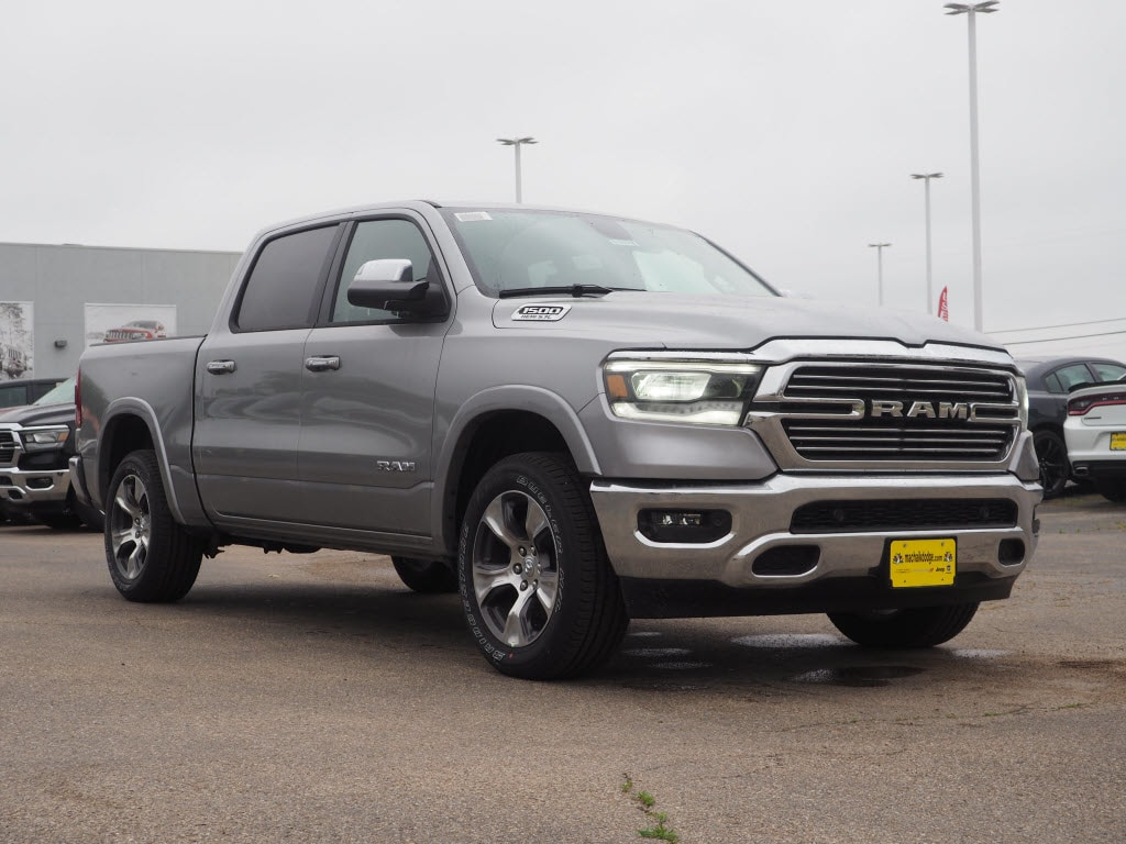 2019 Ram 1500 Crew Cab 4x4,  Pickup #190026 - photo 1