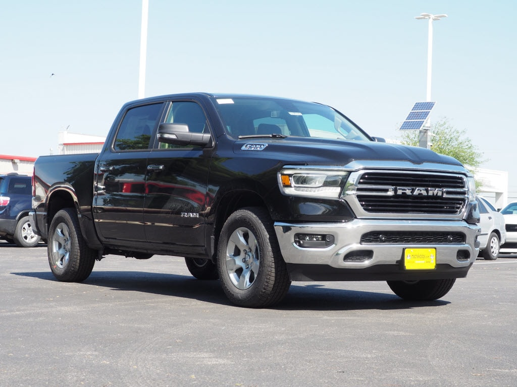 2019 Ram 1500 Crew Cab 4x2,  Pickup #190035 - photo 1