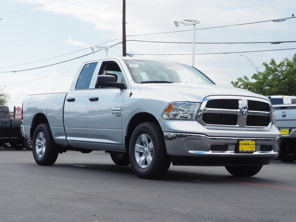 2019 Ram 1500 Quad Cab 4x2,  Pickup #190196 - photo 1