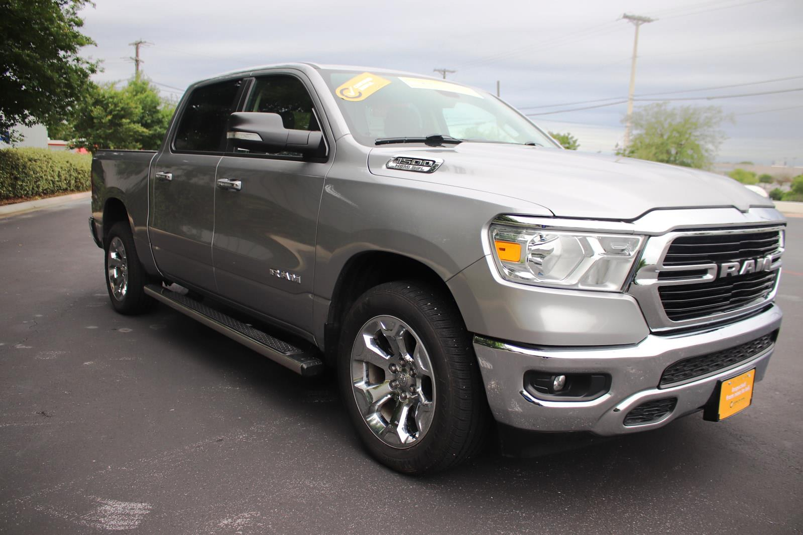 2019 Ram 1500 Crew Cab 4x2,  Pickup #190256 - photo 1