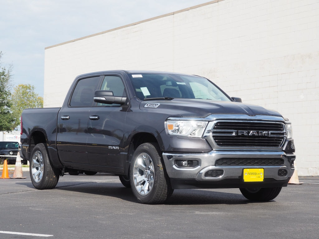 2019 Ram 1500 Crew Cab 4x2,  Pickup #190305 - photo 1
