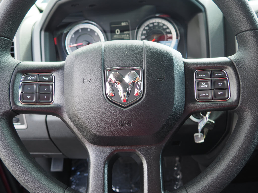 2019 Ram 1500 Quad Cab 4x2,  Pickup #190311 - photo 8