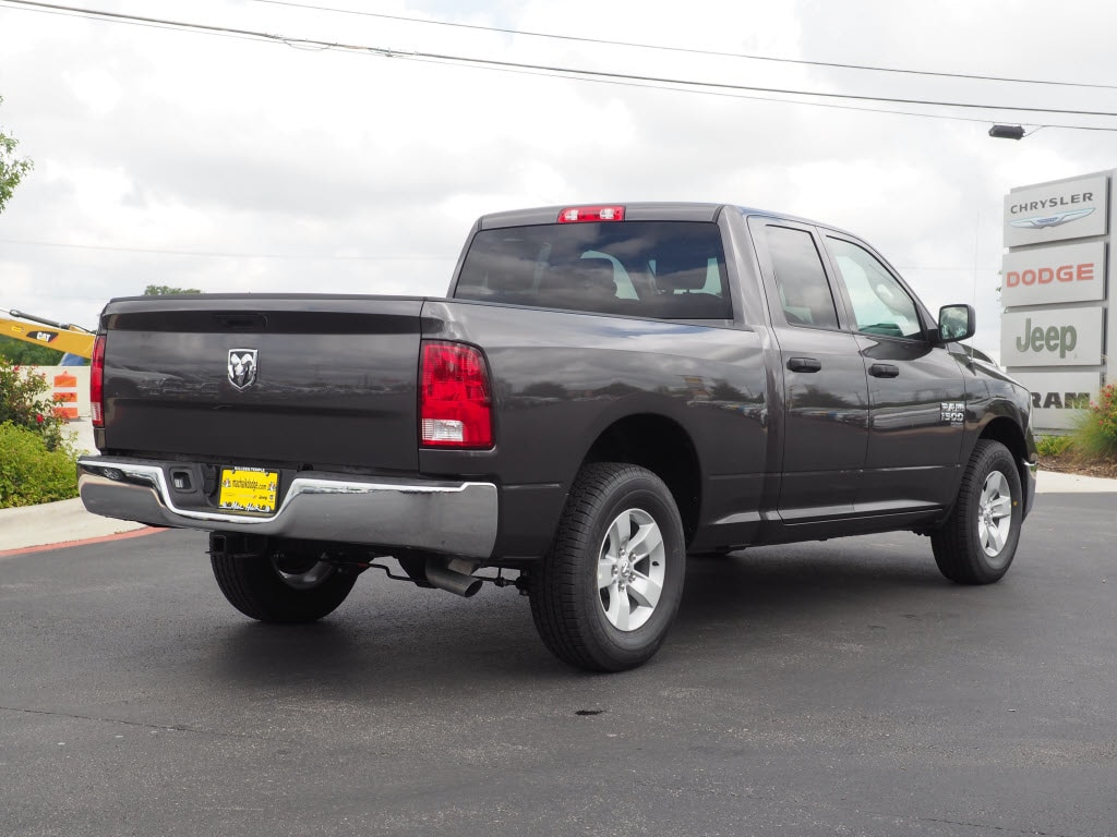 2019 Ram 1500 Quad Cab 4x2,  Pickup #190312 - photo 2