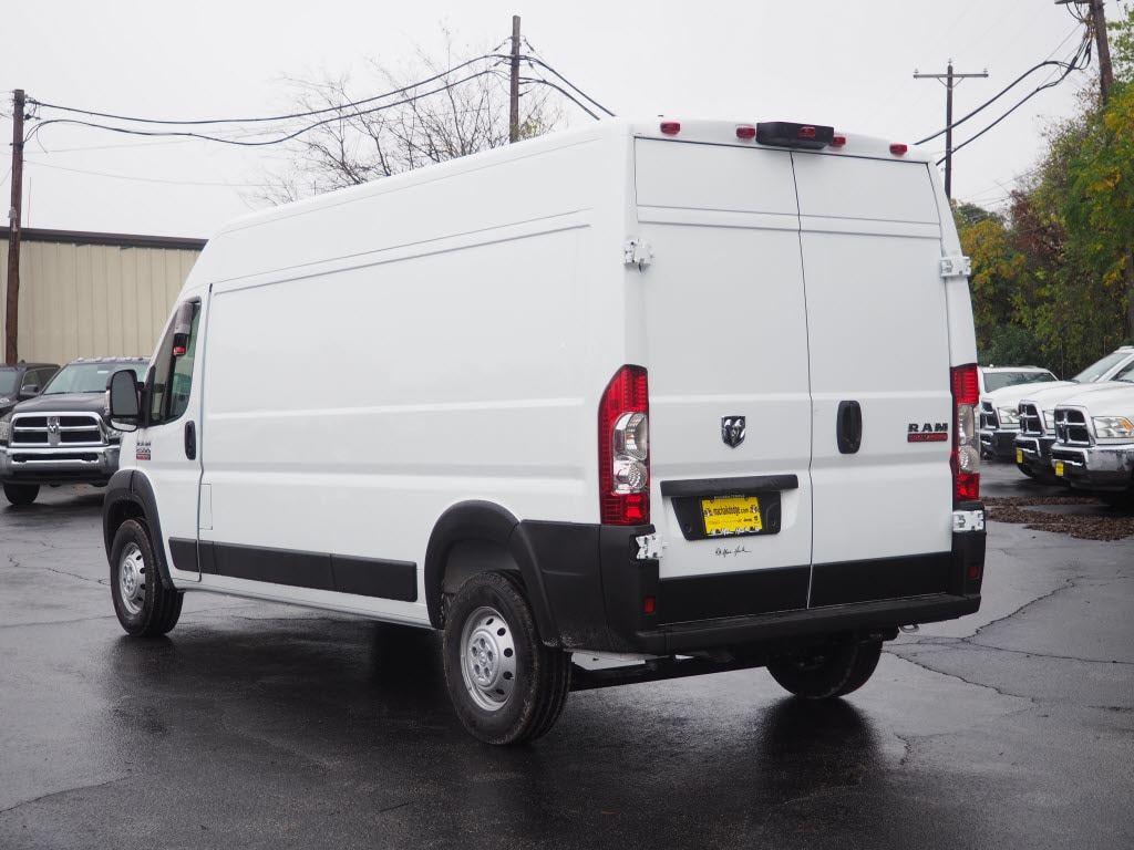 2019 ProMaster 2500 High Roof FWD,  Empty Cargo Van #190423 - photo 4