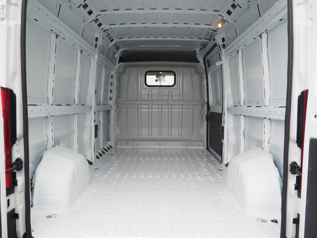 2019 ProMaster 2500 High Roof FWD,  Empty Cargo Van #190423 - photo 2