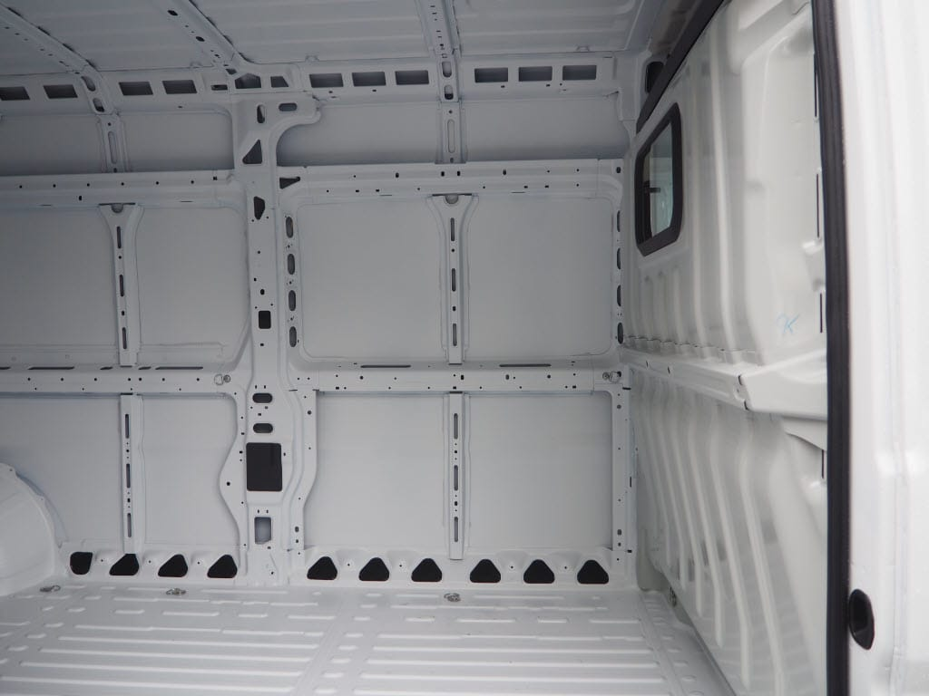 2019 ProMaster 2500 High Roof FWD,  Empty Cargo Van #190423 - photo 5