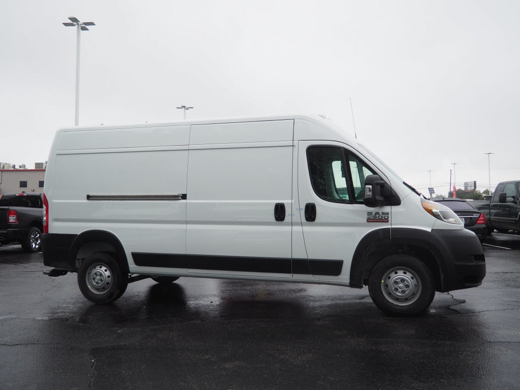 2019 ProMaster 2500 High Roof FWD,  Empty Cargo Van #190450 - photo 3