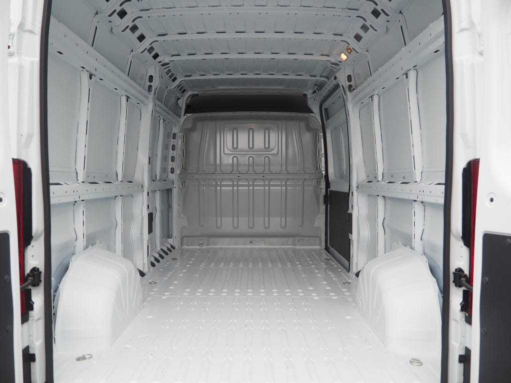 2019 ProMaster 2500 High Roof FWD,  Empty Cargo Van #190450 - photo 2