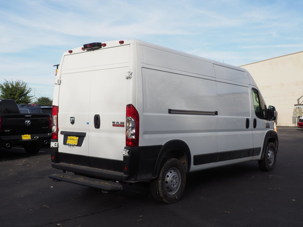 2019 ProMaster 2500 High Roof FWD,  Empty Cargo Van #190455 - photo 4
