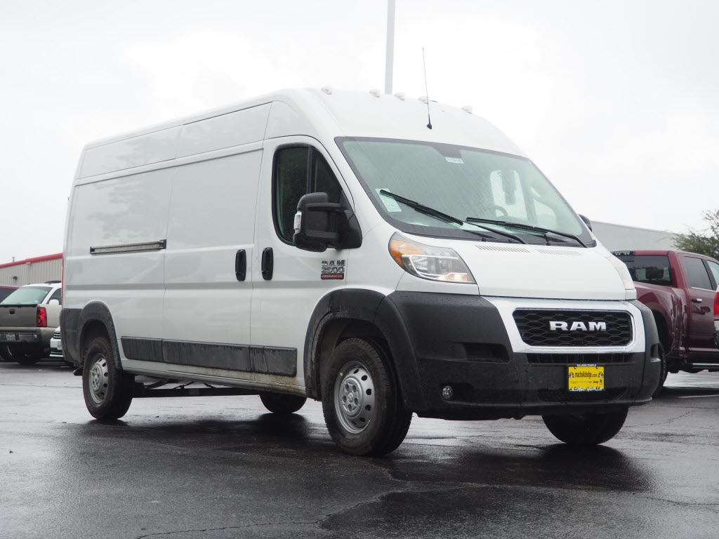 2019 ProMaster 2500 High Roof FWD,  Empty Cargo Van #190458 - photo 1