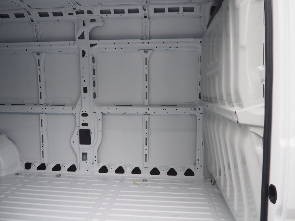 2019 ProMaster 2500 High Roof FWD,  Empty Cargo Van #190458 - photo 5