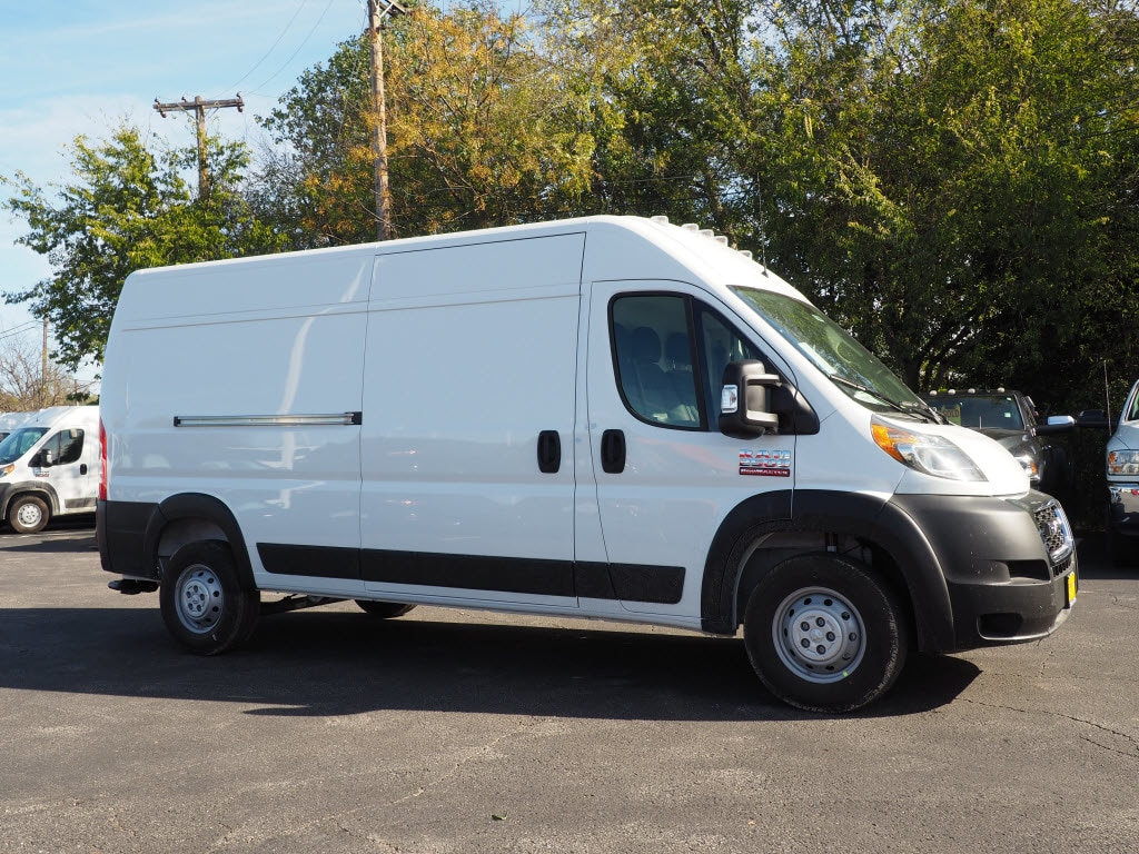 2019 ProMaster 2500 High Roof FWD,  Empty Cargo Van #190486 - photo 3
