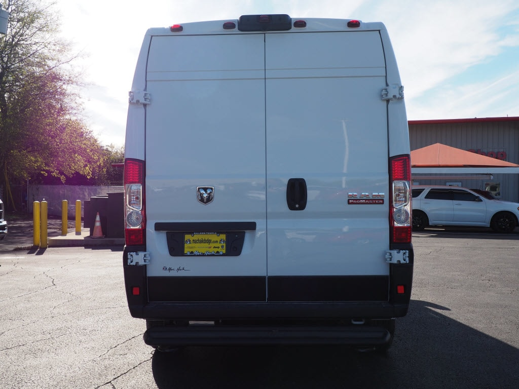 2019 ProMaster 2500 High Roof FWD,  Empty Cargo Van #190486 - photo 4