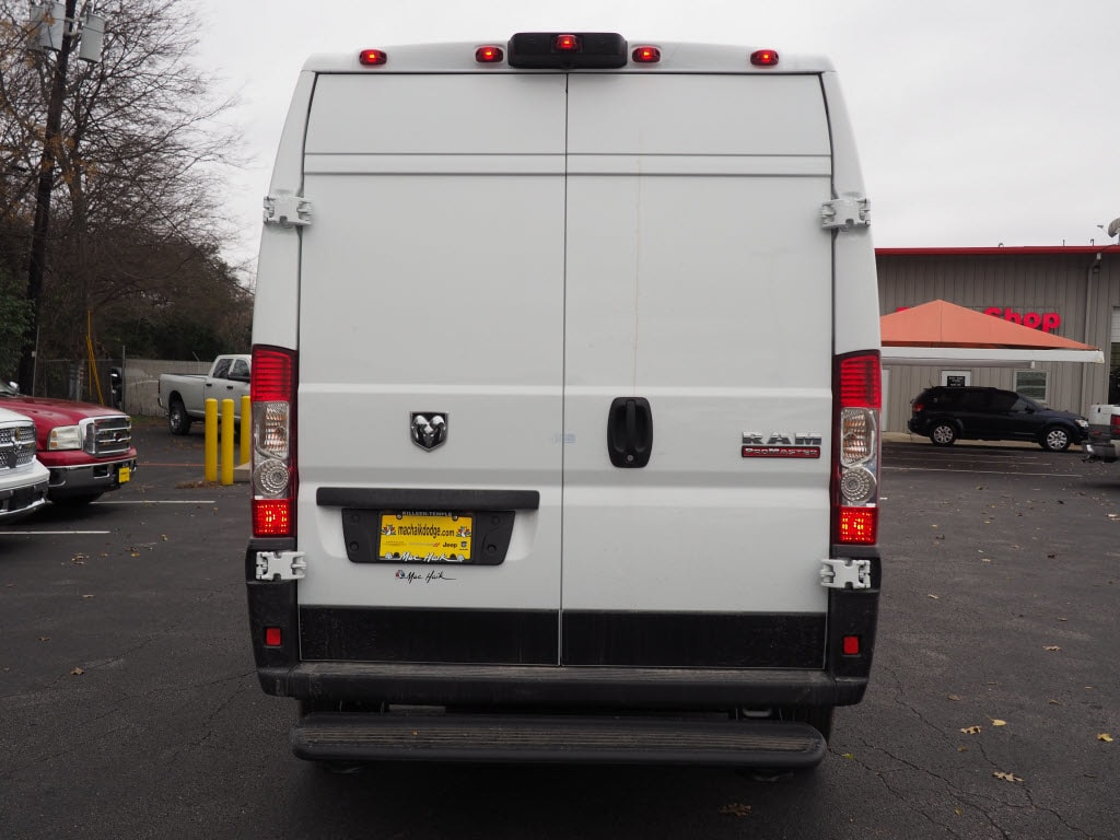 2019 ProMaster 2500 High Roof FWD,  Empty Cargo Van #190491 - photo 4