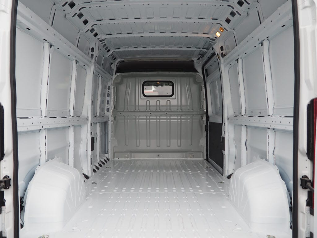 2019 ProMaster 2500 High Roof FWD,  Empty Cargo Van #190491 - photo 2