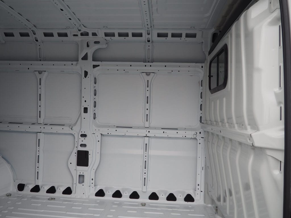 2019 ProMaster 2500 High Roof FWD,  Empty Cargo Van #190491 - photo 5