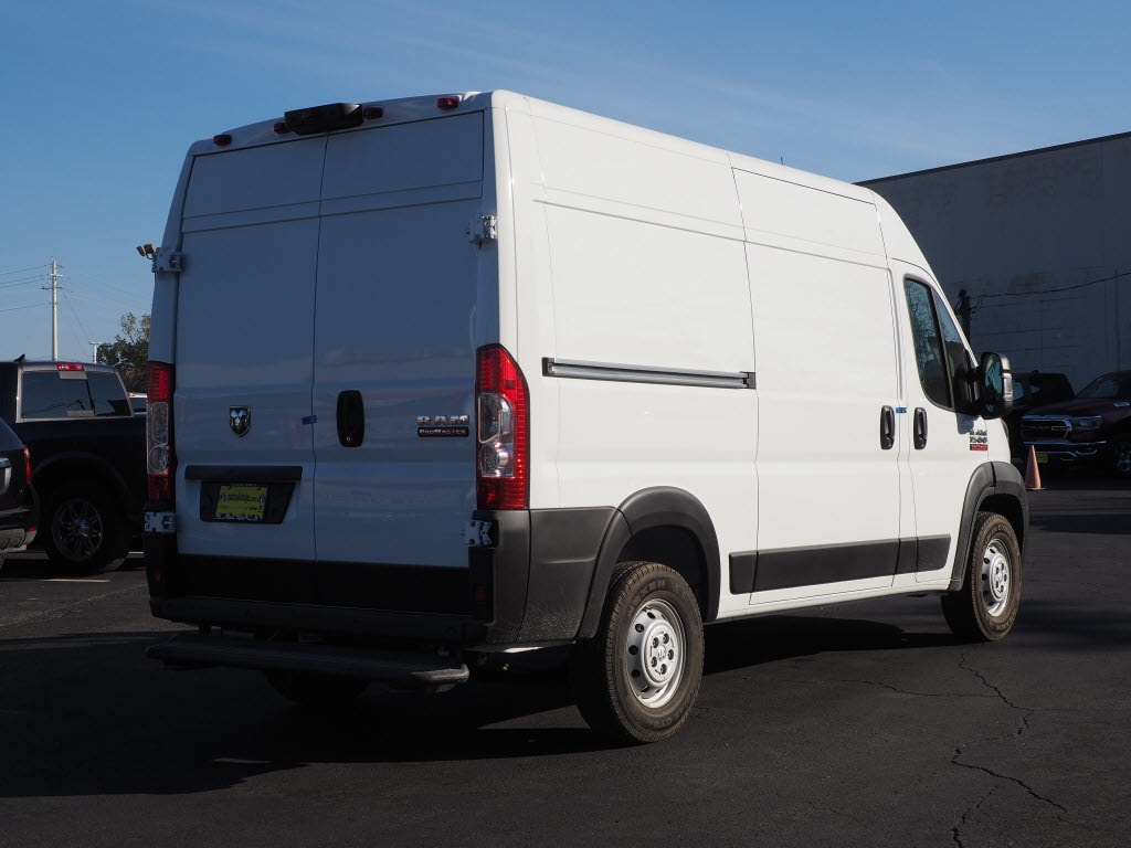 2019 ProMaster 1500 High Roof FWD,  Empty Cargo Van #190513 - photo 4