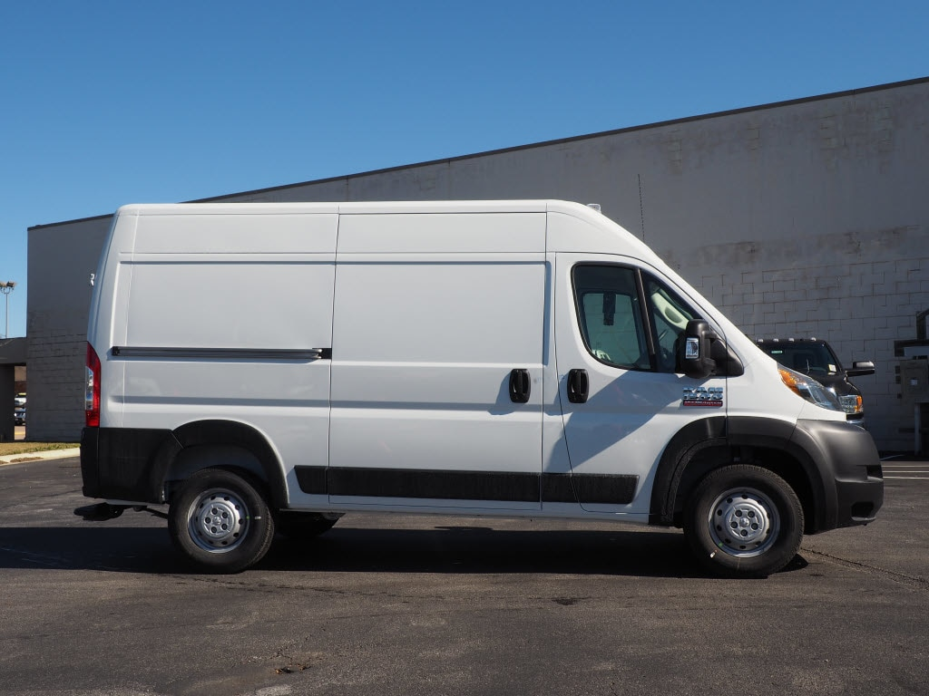 2019 ProMaster 1500 High Roof FWD,  Empty Cargo Van #190520 - photo 3