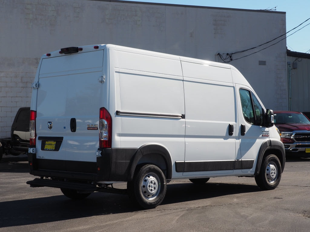 2019 ProMaster 1500 High Roof FWD,  Empty Cargo Van #190520 - photo 4