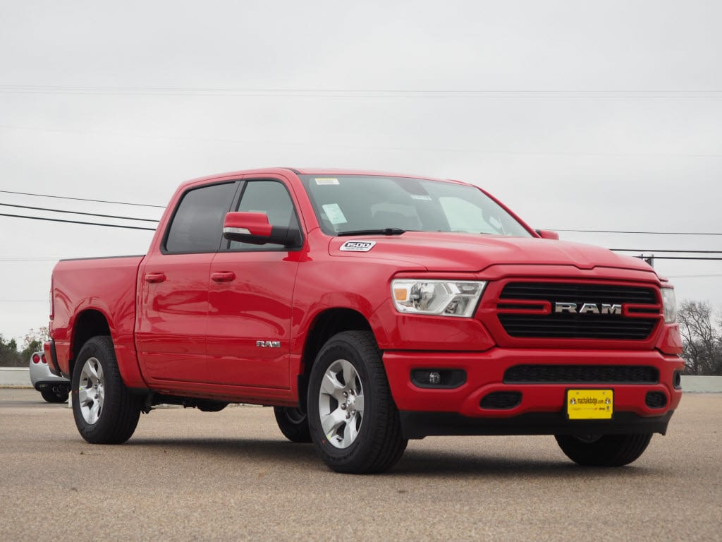 2019 Ram 1500 Crew Cab 4x2,  Pickup #190529 - photo 1