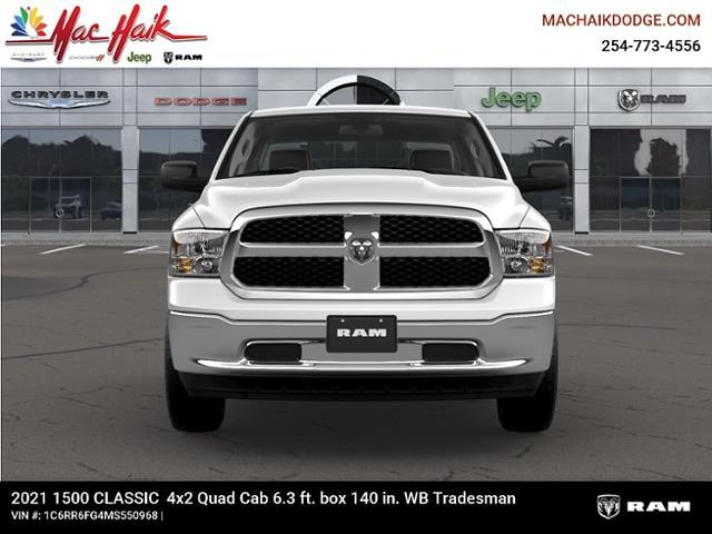 2021 Ram 1500 Classic Quad Cab 4x2, Pickup #MS550968 - photo 1