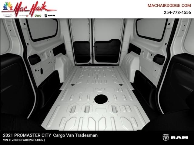 2021 Ram ProMaster City FWD, Empty Cargo Van #M6T44032 - photo 1