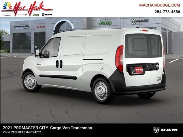 2021 Ram ProMaster City FWD, Empty Cargo Van #M6T44702 - photo 1