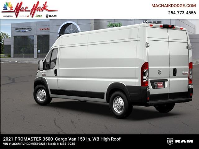 2021 Ram ProMaster 3500 FWD, Empty Cargo Van #ME519235 - photo 1