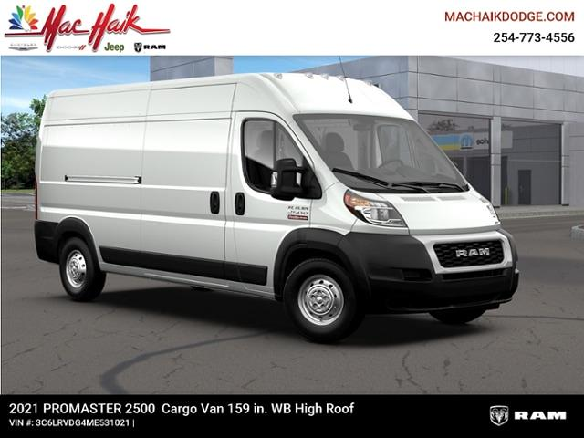 2021 Ram ProMaster 2500 High Roof FWD, Empty Cargo Van #ME531021 - photo 1