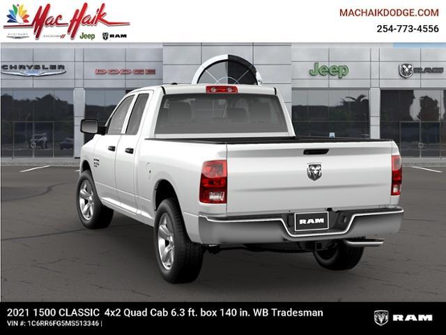 2021 Ram 1500 Classic Quad Cab 4x2, Pickup #MS513346 - photo 1