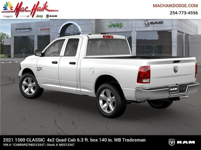 2021 Ram 1500 Classic Quad Cab 4x2, Pickup #MS513347 - photo 1