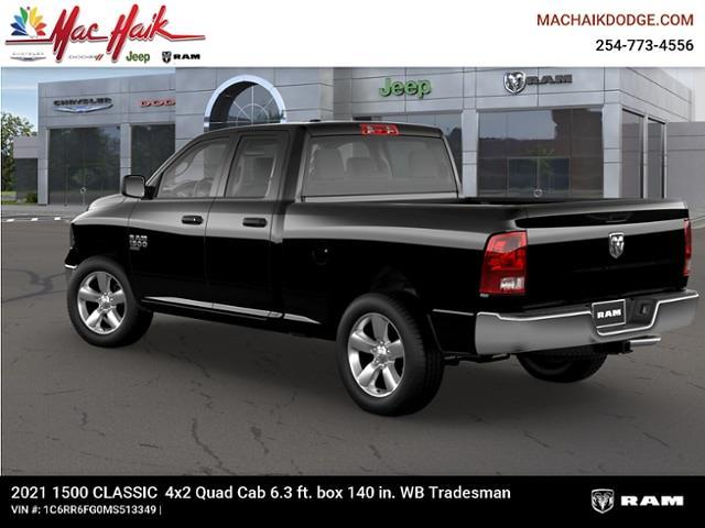 2021 Ram 1500 Classic Quad Cab 4x2, Pickup #MS513349 - photo 1