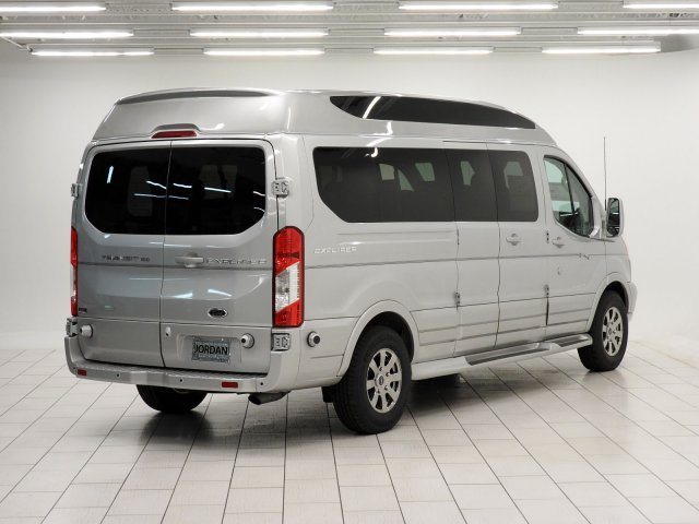 2017 Transit 150 Passenger Wagon #HKA75845 - photo 2