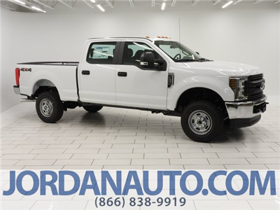 2018 F-250 Crew Cab 4x4 Pickup #JEB07040 - photo 1