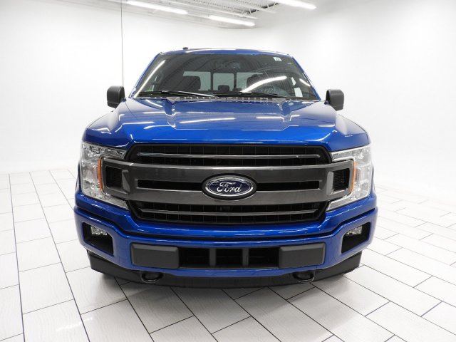 2018 F-150 Crew Cab 4x4 Pickup #JFA60899 - photo 3