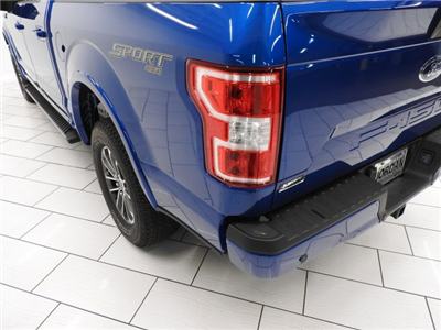 2018 F-150 Crew Cab 4x4 Pickup #JFA60899 - photo 28