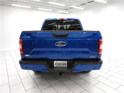 2018 F-150 Crew Cab 4x4 Pickup #JFA60899 - photo 6