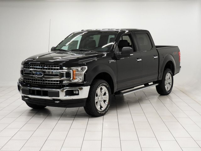 2018 F-150 Crew Cab 4x4 Pickup #JFA78445 - photo 4
