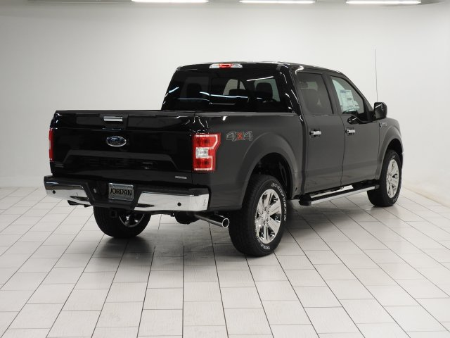 2018 F-150 Crew Cab 4x4 Pickup #JFA78445 - photo 2