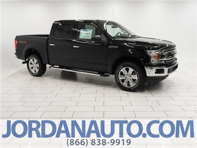 2018 F-150 Crew Cab 4x4 Pickup #JFA78445 - photo 1