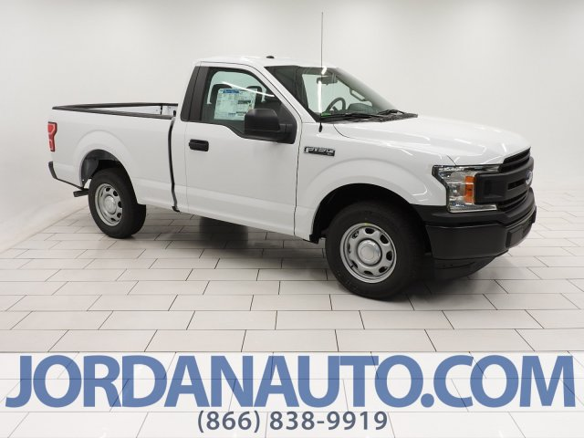 2018 F-150 Regular Cab, Pickup #JFA80112 - photo 1