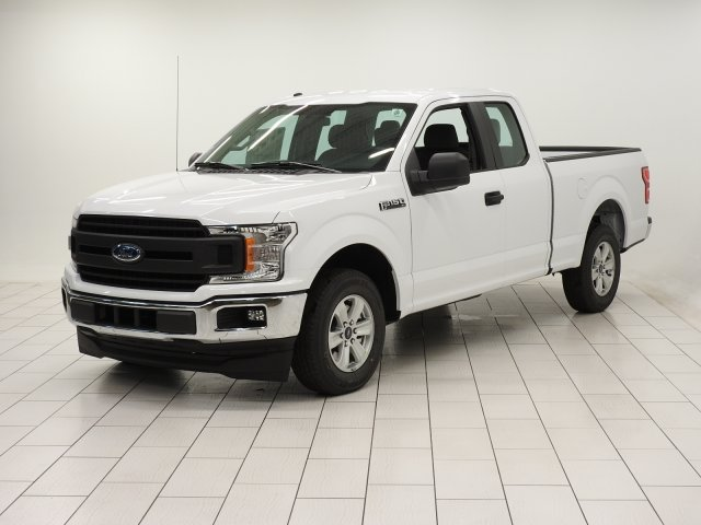 2018 F-150 Super Cab Pickup #JFB04358 - photo 4