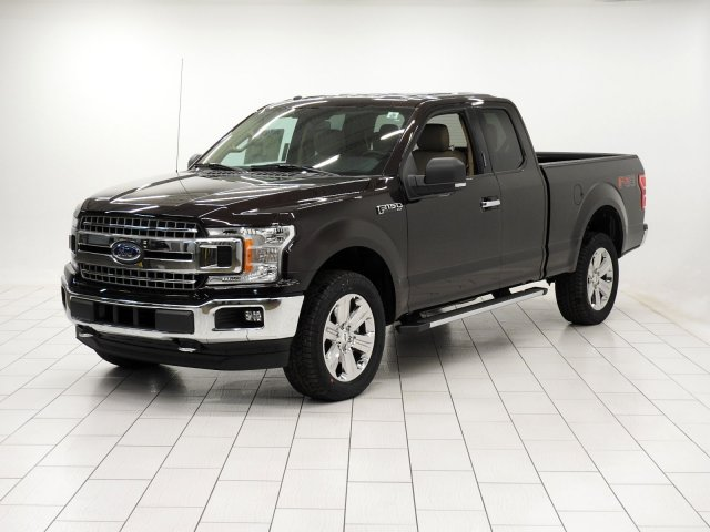 2018 F-150 Super Cab 4x4, Pickup #JFB13222 - photo 4