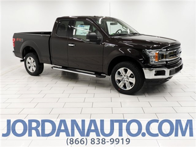 2018 F-150 Super Cab 4x4, Pickup #JFB13222 - photo 1