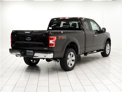 2018 F-150 Super Cab 4x4, Pickup #JFB13222 - photo 2