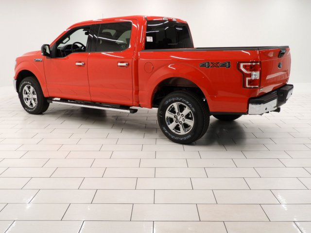 2018 F-150 Crew Cab 4x4 Pickup #JFB43036 - photo 5
