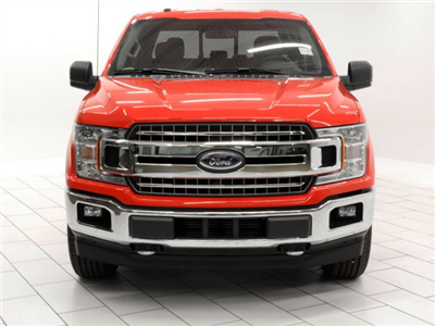 2018 F-150 Crew Cab 4x4 Pickup #JFB43036 - photo 3